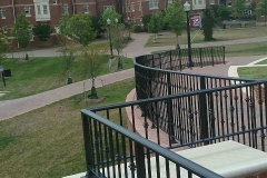 Custom Aluminum Handrails- Roanoke College